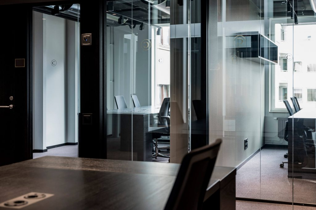 Privat kontor