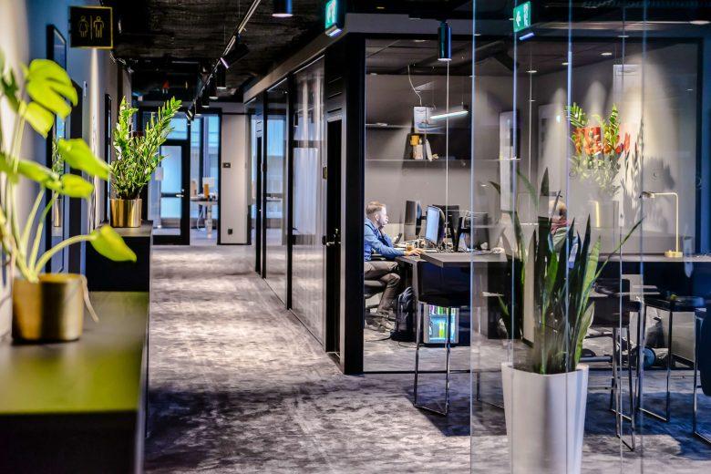 Flexibla kontorslösningar